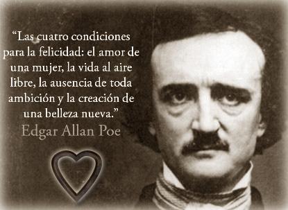5 Poemas cortos: Edgar Allan Poe - Apuntes y