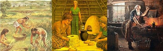 Hombres libres celtas