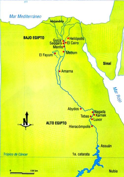 Egipto Ubicacin geogrfica  SocialHizo