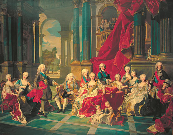 Revoluci n francesa antiguo r gimen socialhizo for Imagenes de epoca contemporanea