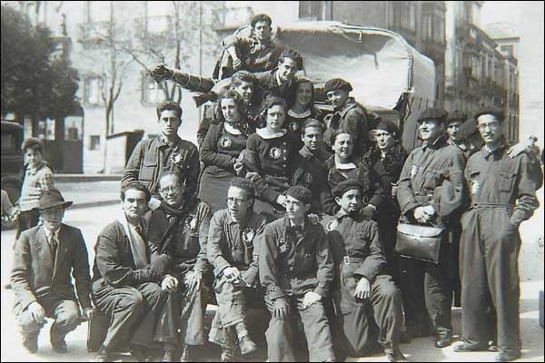 Grupo la Barraca - 1933