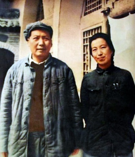 Mao y Chiang Ching