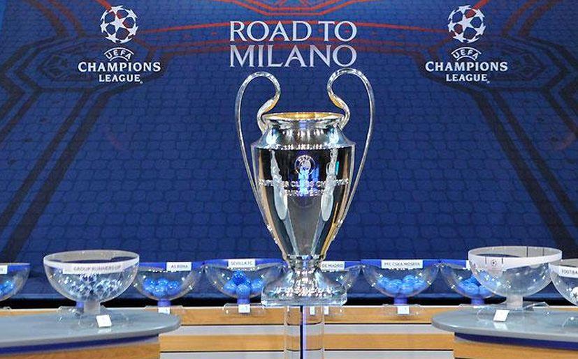 UEFA Champions League: Sorteo de los octavos de final 2015-2016 ...