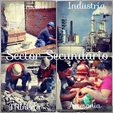 Sectores econ micos socialhizo for Actividades que se realizan en una oficina wikipedia