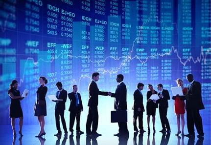 Mercado financiero de forex
