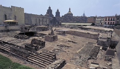 Templo Mayor de Tenochtitlán