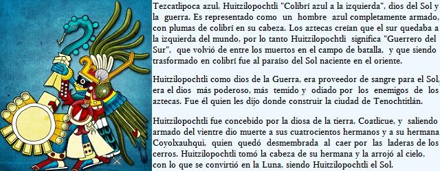 Aztecas Mitología Socialhizo