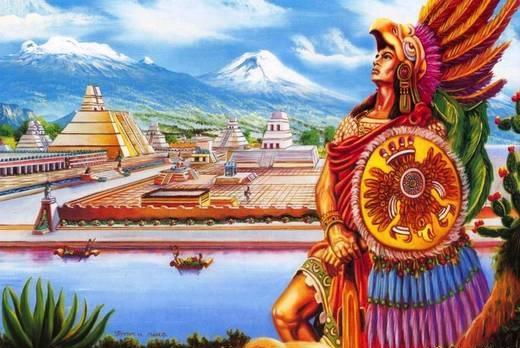 Organizacion Politica de los Aztecas