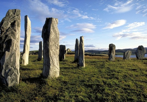 Menhires de Callanish