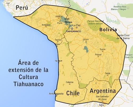 Civilizaciones Andinas Cultura Tiahuanaco Socialhizo