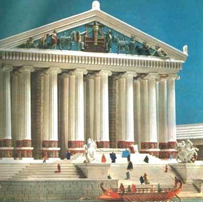 Grecia historia y organizaci n social socialhizo for Cultura de la antigua grecia