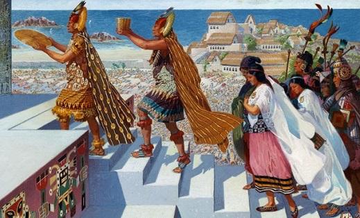 Incas mitos y creencias socialhizo for Costumbres de grecia