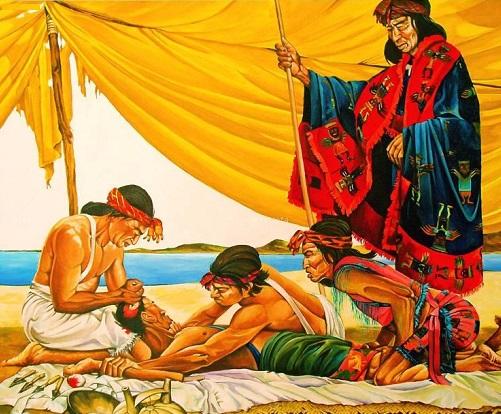 Resultado de imagen para medicina inca