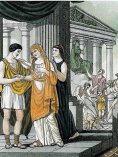 Matrimonio En El Imperio Romano : Roma: sociedad y vida cotidiana socialhizo