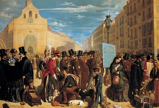 Revoluci n industrial consecuencias socialhizo for Epoca contemporanea definicion