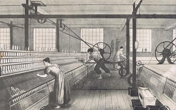Revoluci n industrial or genes socialhizo - Empresas en inglaterra ...