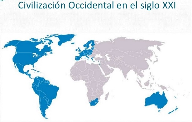 civilización occidental siglo XXI