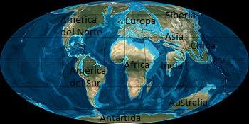 Formacion De Los Continentes Tectonica De Placas Socialhizo