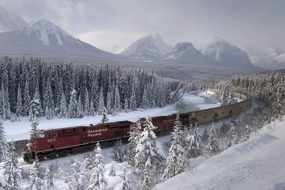 Ferrocarril Canadian Pacific