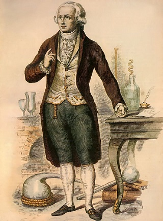 Antoine-Laurent de Lavoisier